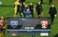 Foot – FCVB vs Quevilly Rouen  19/10/2018