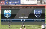 Foot – FCVB vs Le Mans Fc  07/09/2018
