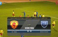 Foot – FC Chamalières vs FCVB    8ème tour de Coupe de France