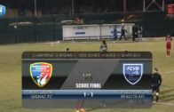 Foot – FCVB vs Cholet  21/12/2018