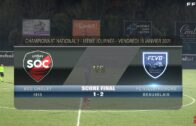 Foot – SOC Cholet vs FCVB 15/01/2021