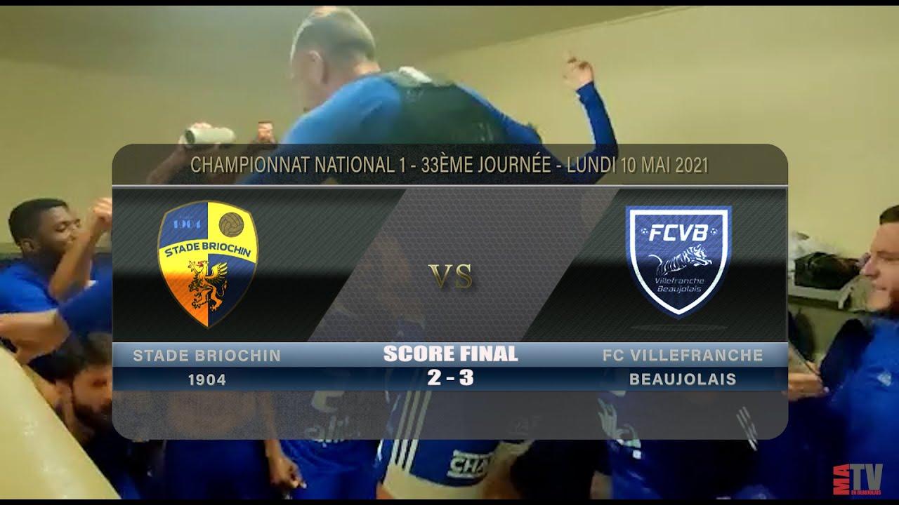 Foot - Stade Briochin vs FCVB  10/05/2021