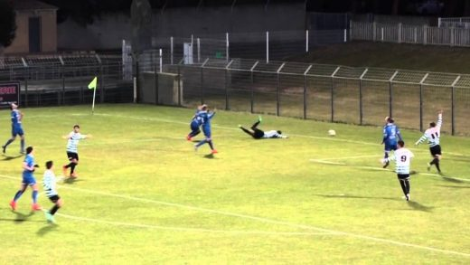 Football – FC SETE / FCVB – Samedi 14 Février 2015