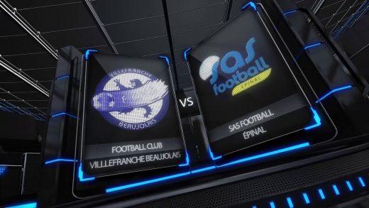 Football – FCVB / EPINAL 17 mai 2014