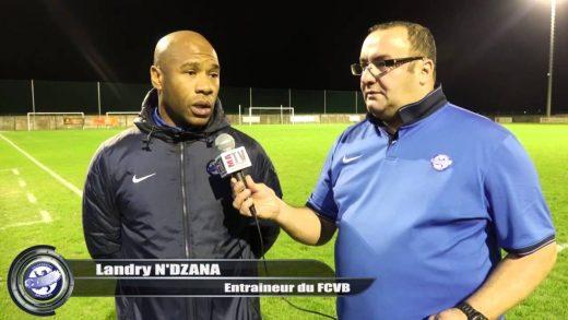 Football – MDA Chasselay / FCVB – Samedi 13 Décembre 2014