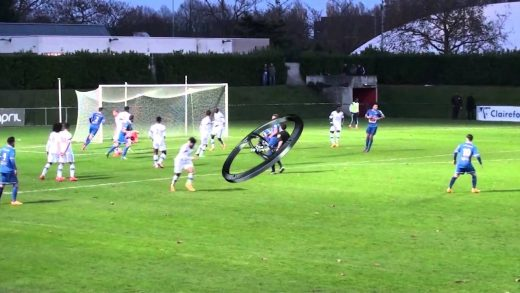 Football – Olympique Lyonnais B / FCVB – 22 novembre 2014