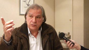 Gerard Meylan aux 22e Rencontres du cinéma en Beaujolais