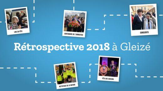 Gleizé - Rétrospective 2018