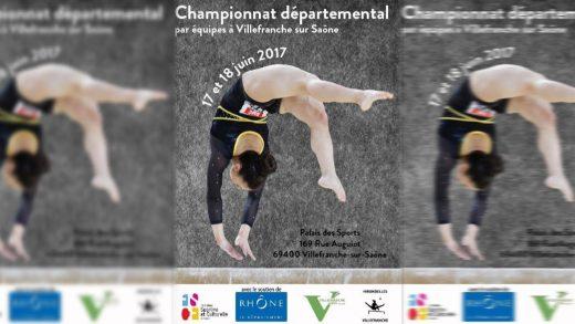 Gym – Championnat Départemental par équipes 2017
