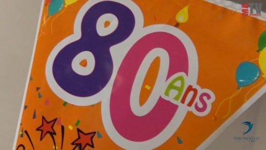 Gymnastique - Les 80 ans des Hirondelles
