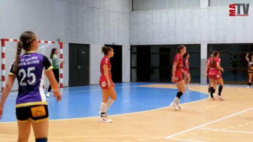 Handball - Reprise du championnat pour les Violettes