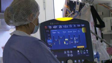 Hôpital de Villefranche-sur-Saône – Activité Covid Oct 2020