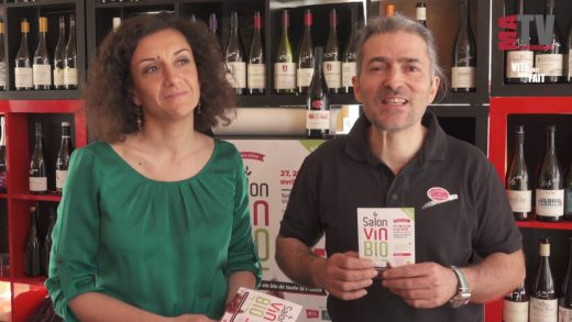 Interview - 1er Salon du Vin Bio à Villefranche