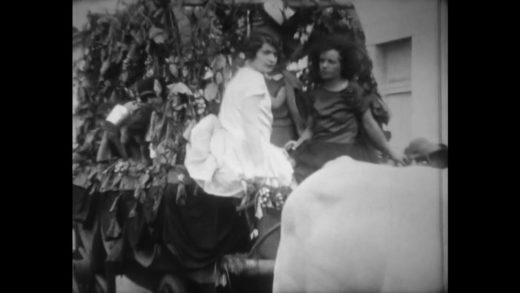 La Braderie de Villefranche en 1932