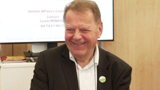 La Communauté de communes Beaujolais Pierres Dorées au Salon de l'Entreprise 2018