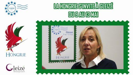 La Hongrie s'invite à Gleizé du 9 au 13 mai 2017