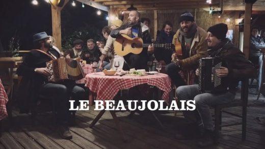 La Rue Kétanou - Le Beaujolais (clip)