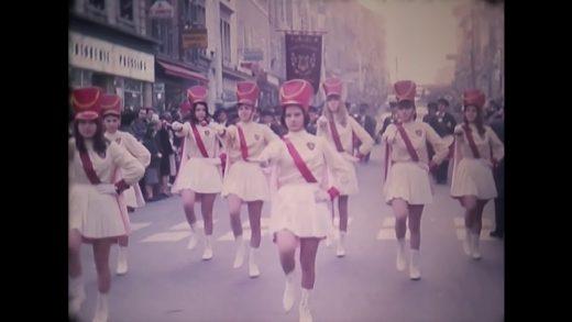 La vague des conscrits de Villefranche en 1968