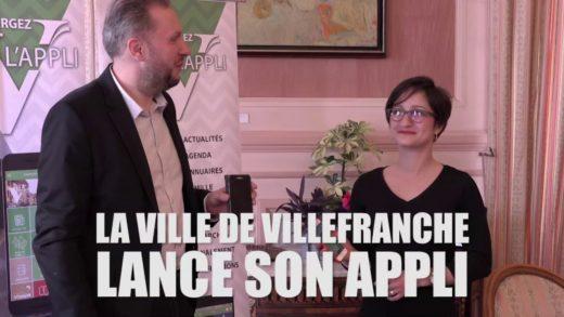 La Ville de Villefranche-sur-Saône lance son Appli