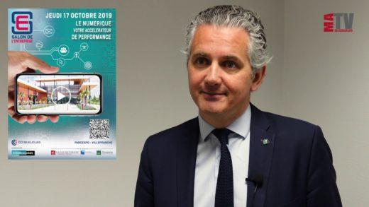 Lancement du Salon de l'Entreprise 2019