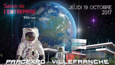 Le 7e Salon de l'Entreprise de Villefranche Beaujolais se tiendra le 19 octobre 2017