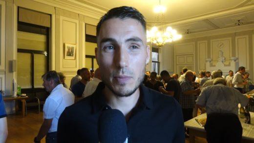 Le Caladois Jérémie Pignard promu arbitre de ligue 1