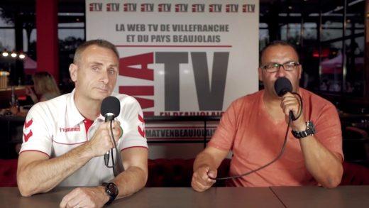 Le Point Sport 2017 avec le Villefranche Handball Beaujolais