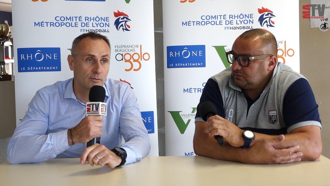 Le Point Sport - Villefranche Handball Beaujolais