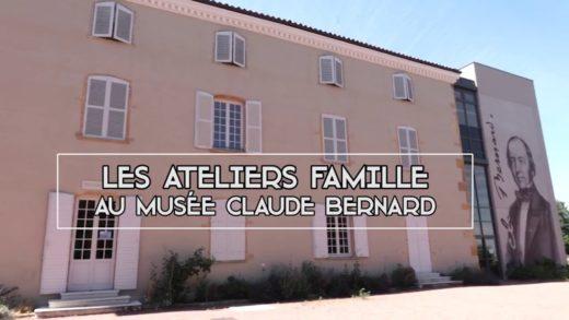 Les Ateliers Famille au musée Claude Bernard