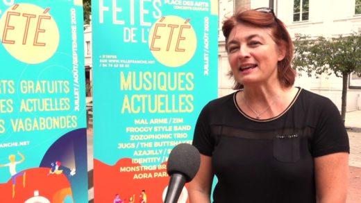 Les Fêtes de l'été 2020 à Villefranche-sur-Saône