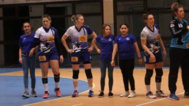 Les Violettes le Handball au Féminin