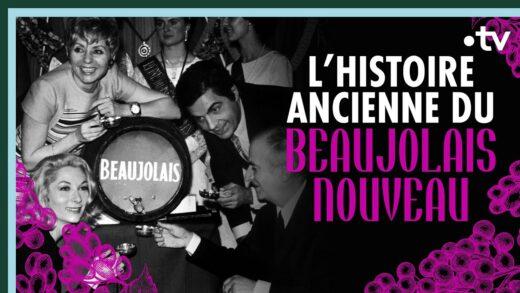 L'histoire ancienne du beaujolais nouveau