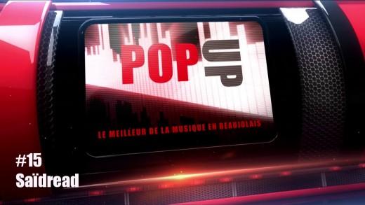 Ma TV PopUp - Saïdread