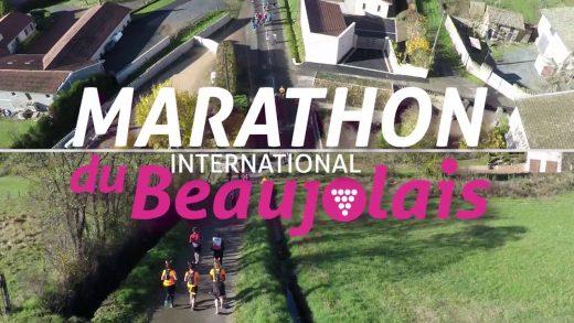 Marathon International du Beaujolais 2017 – Teaser