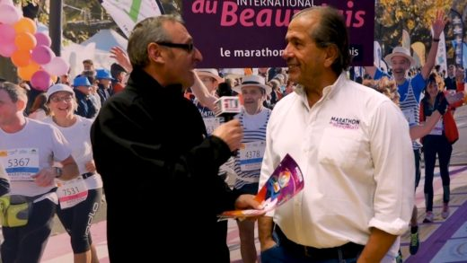Marathon International du Beaujolais - Présentation 2018