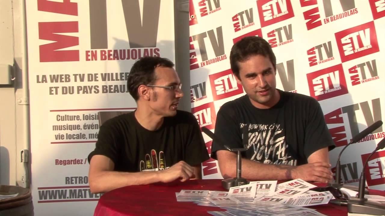 Teaser Nouvelles Voix en Beaujolais 2015