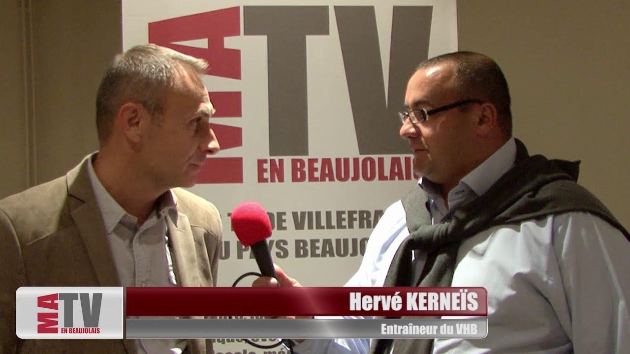Villefranche Handball Beaujolais - Début de saison 2013 2014