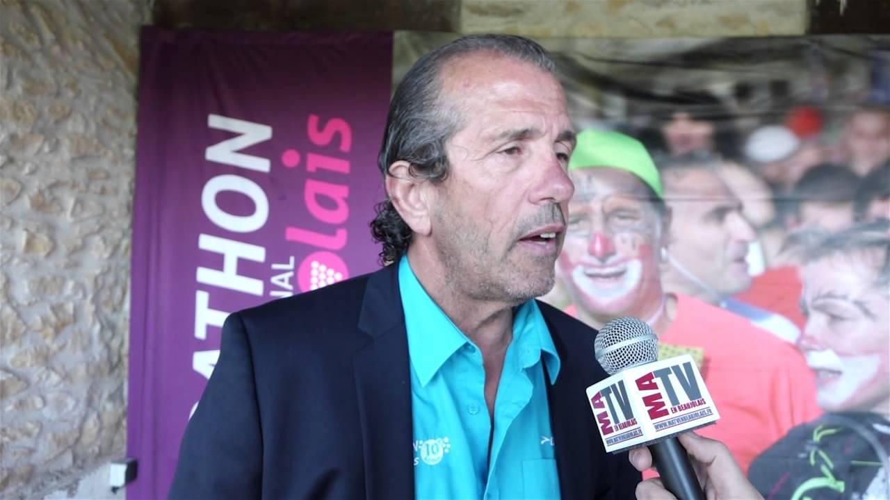 Marathon du Beaujolais – Soirée partenaires 2018