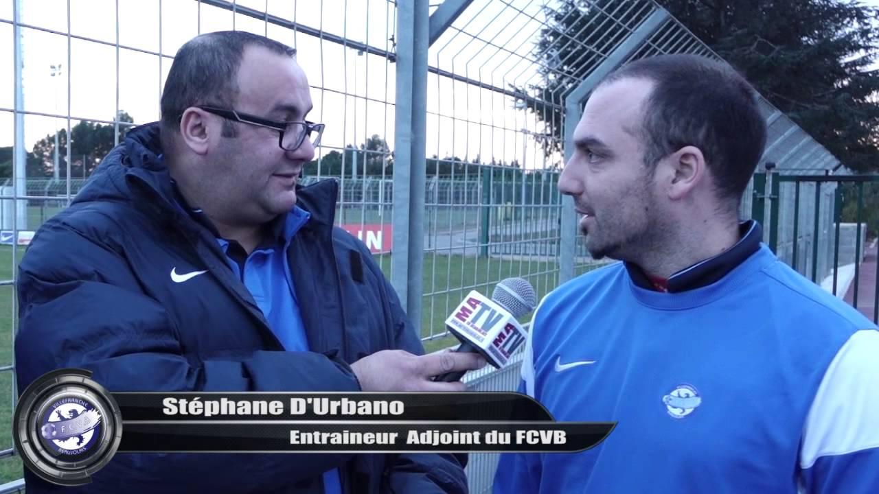 Foot – AS Saint-Priest vs FCVB – 30/09/2017