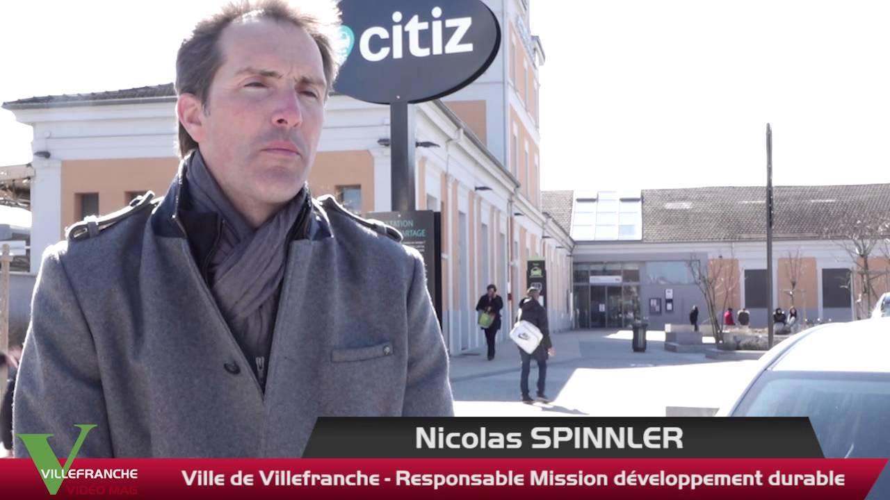 Villefranche-sur-Saône – Inauguration du multiplexe cinéma CGR