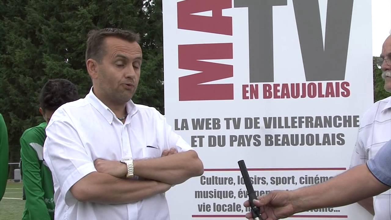 Foot A.S. Arnassienne-Elan Sportif de Gleizé - Bilan de la saison avec les deux Présidents