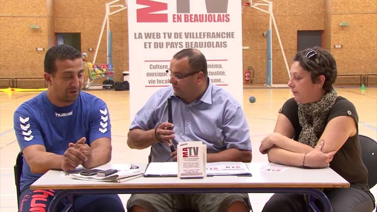 Beaujolais Val de Saône Handball - Bilan de la saison avec la présidente et l'entraîneur