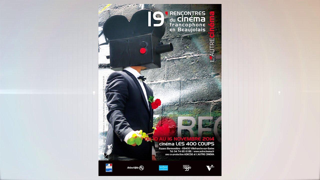 19e Rencontres du Cinéma Francophone en Beaujolais