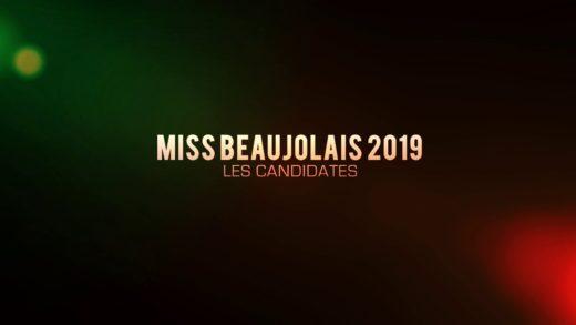Miss Beaujolais 2019 - Les Candidates