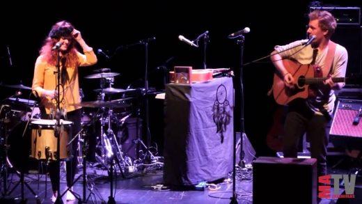 Nouvelles Voix en Beaujolais – 18/11/2014 – Les Black Lilys