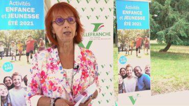 Présentation des activités Jeunesse été 2021 à Villefranche-sur-Saône