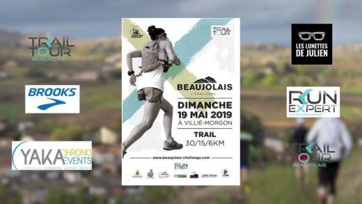 Présentation du Beaujolais Challenge Trail 2019