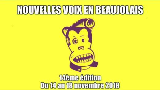 Présentation du festival Nouvelles voix en Beaujolais 2018
