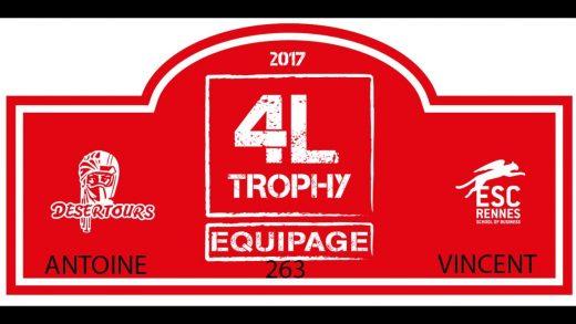 Rallye Raid – 4L TROPHY 2017