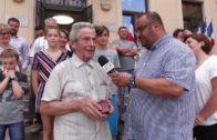 Réception en l'honneur d'Antonin Rolland en mairie de Villefranche